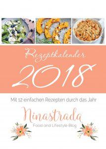 Rezeptkalender 2018