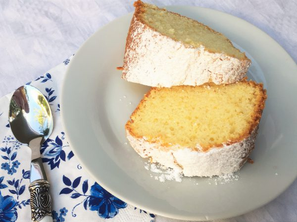 Einfaches und schnelles Rezet für Joghurtkuchen