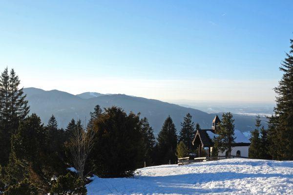 Kapelle bei der Neureuther Hütte
