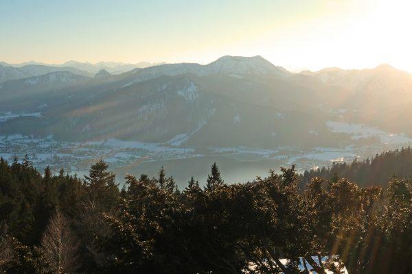 Mangfall Gebirge und Karwendel
