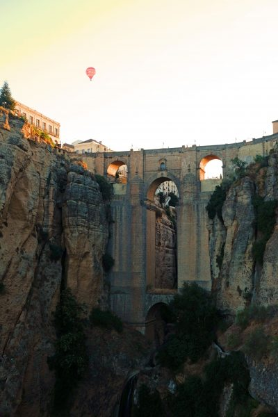 El Puente Nuevo in Ronda
