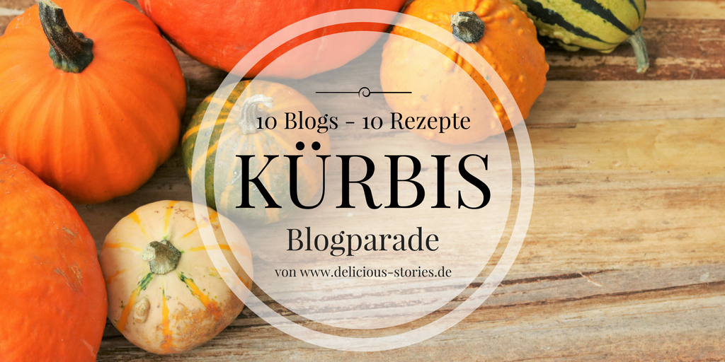 Kürbis Blogparade