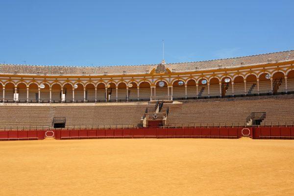 Reisetipps für Sevilla - Stierkampfarena