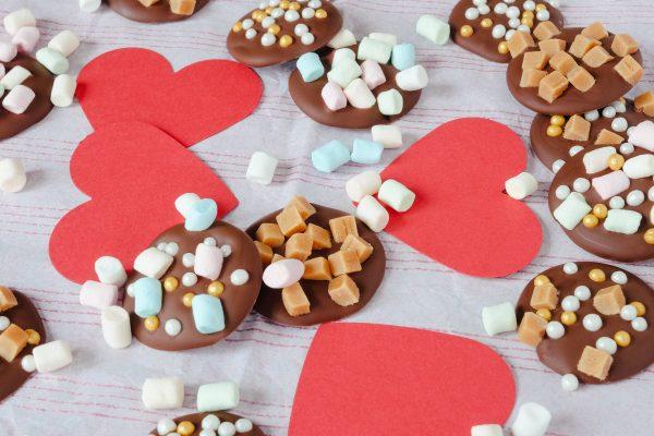 Rezept für selbstgemachtes Geschenk zum Valentinstag