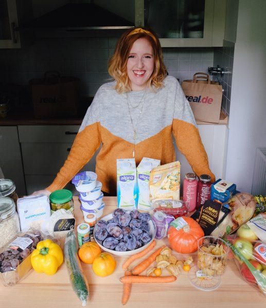 Real Online Lebensmittelshop Erfahrung