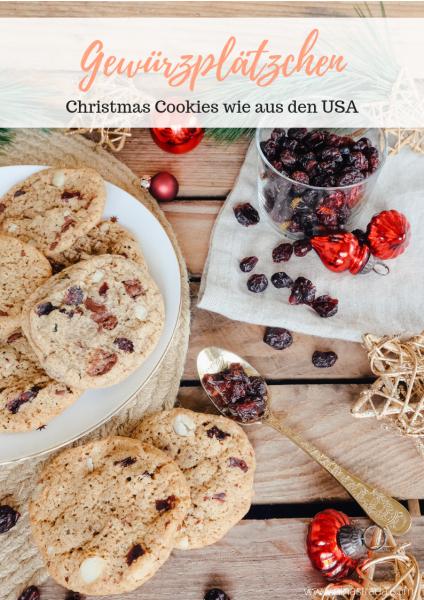 Gewürzplätzchen Christmas Cookies Rezept
