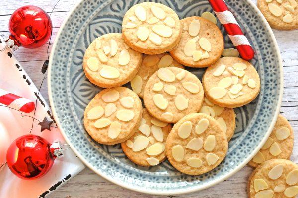 Plätzchen Rezept für weihnachtliche Gewürztaler