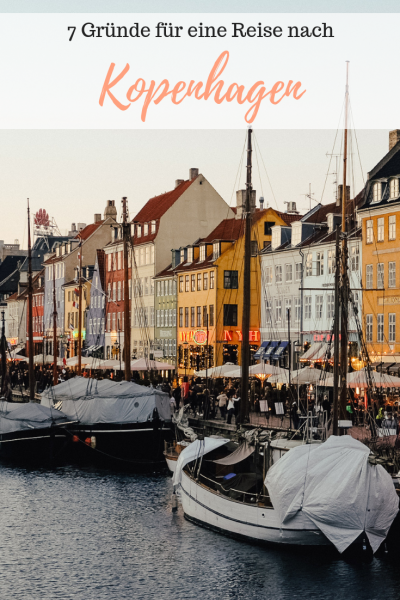7 Gründe für eine Reise nach Kopenhagen