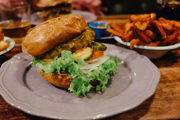 Halifax Burger Kopenhagen