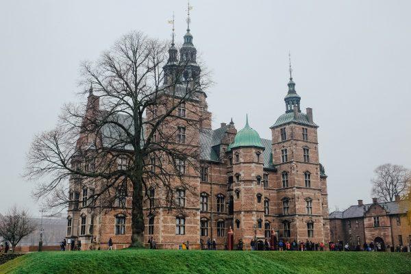 Schloss Rosenborg Kopenhagen