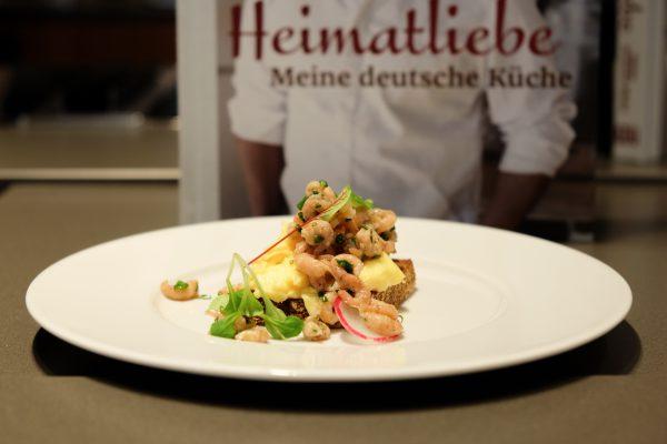 Heimatliebe Nelson Müller Rezept Krabbenbrot Kochbuch