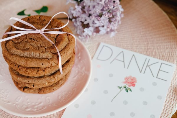 Rezept Nutella-Cookies. Schokoladige Kekse. Chocolate Chip Cookies. Weiche Soft cookies