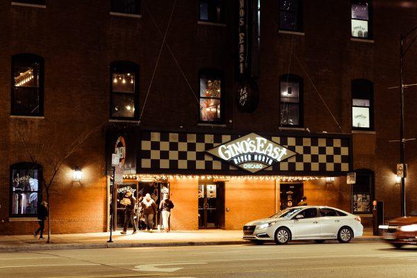 Empfehlung für Chicago Deep Dish Pizza Gino's East