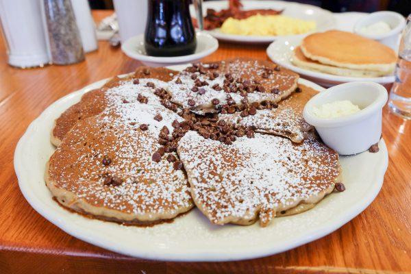 Tipps für Frühstück in Chicago The original Pancake House Gold Coast