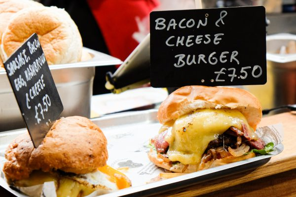 London Borough Market Street Food Tipp Empfehlung Burger