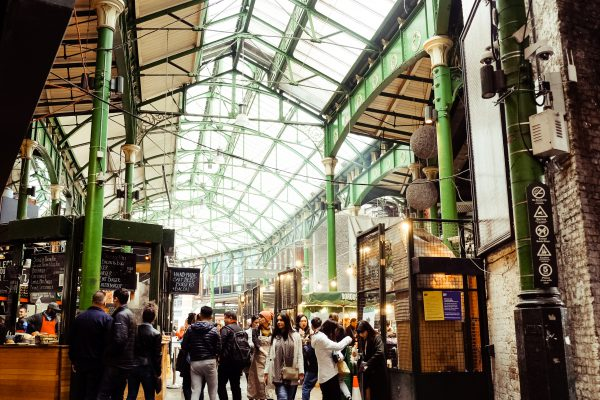 London Tipps für deinen Besuch auf dem Borough Market