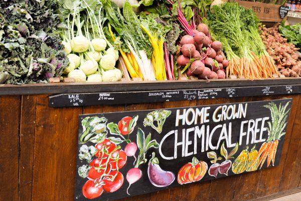 London Borough Market regionale Produkte Slow Food