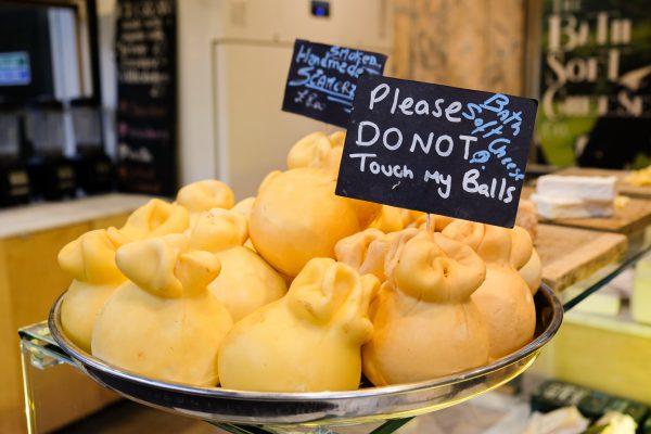 London Borough Market Käse Tipp