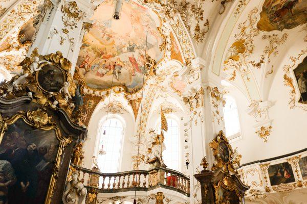 Kirche am Kloster Andechs