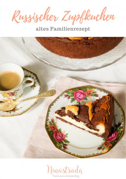 Familienrezept Russischer Zupfkuchen aus Sachsen / Erzgebirge