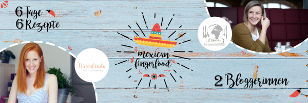 Mexican Fingerfood Blog Parade