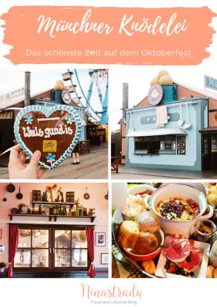 Münchner Knödelei - Das schönste Zelt auf dem Oktoberfest