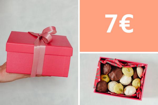 Geschenke aus der Küche: selbstgemachtes Plätzchen für 7 Euro