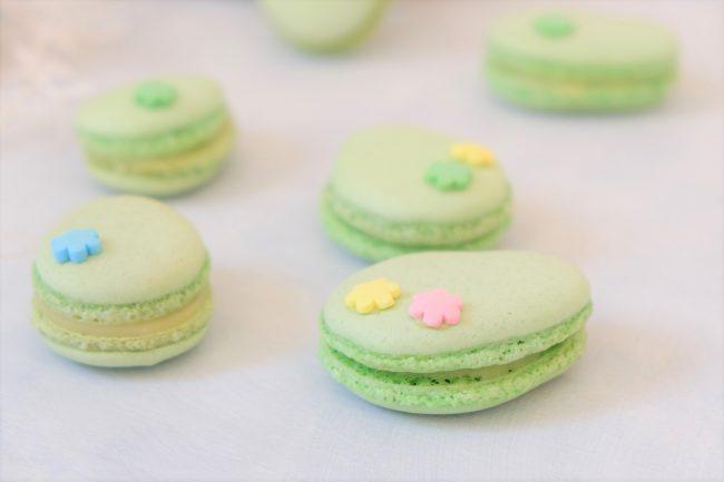 Einfaches Macaron Rezept für Ostern