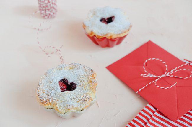 Rezept für Mini Cherry Pie