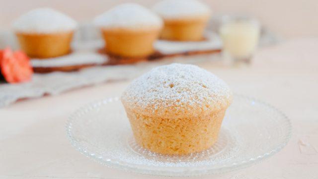 Rezept saftige Eierlikör-Muffins