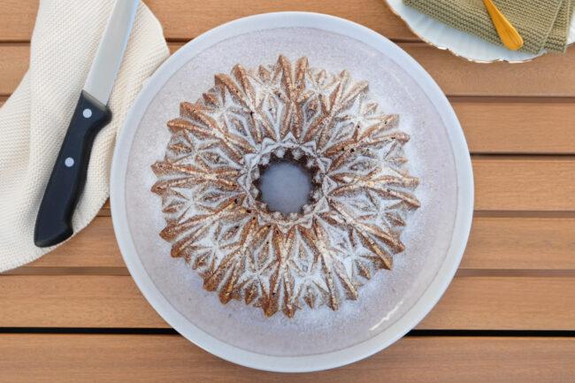 Saftiger Kürbiskuchen für den Herbst